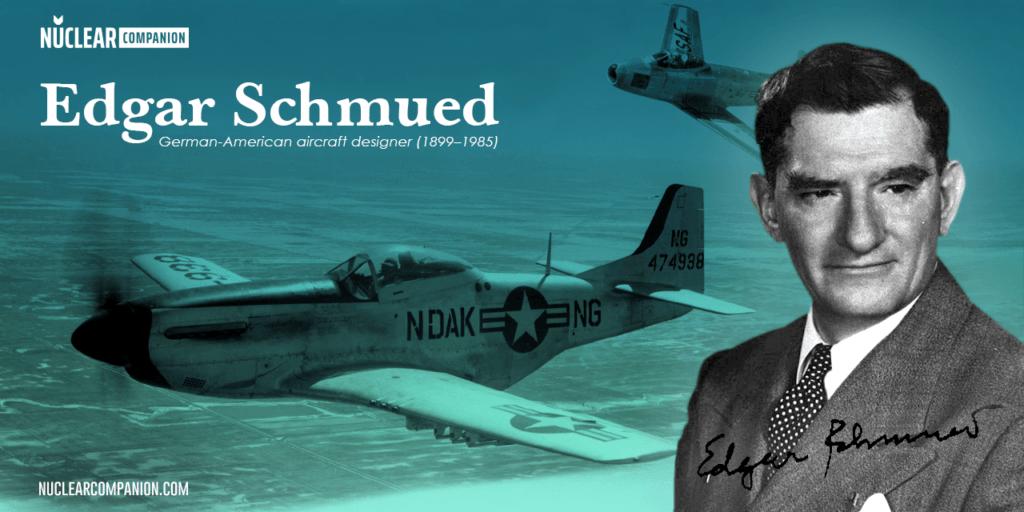 Edgar Schmued