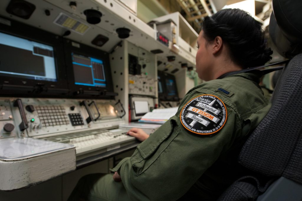 The Visual Displays Units are Window's-type screen displays that the crew uses instead of the old 1960s metallic consoles.