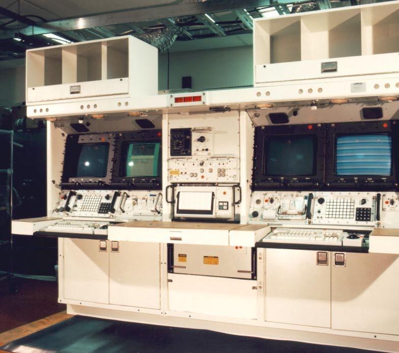 Minuteman REACT console prototype