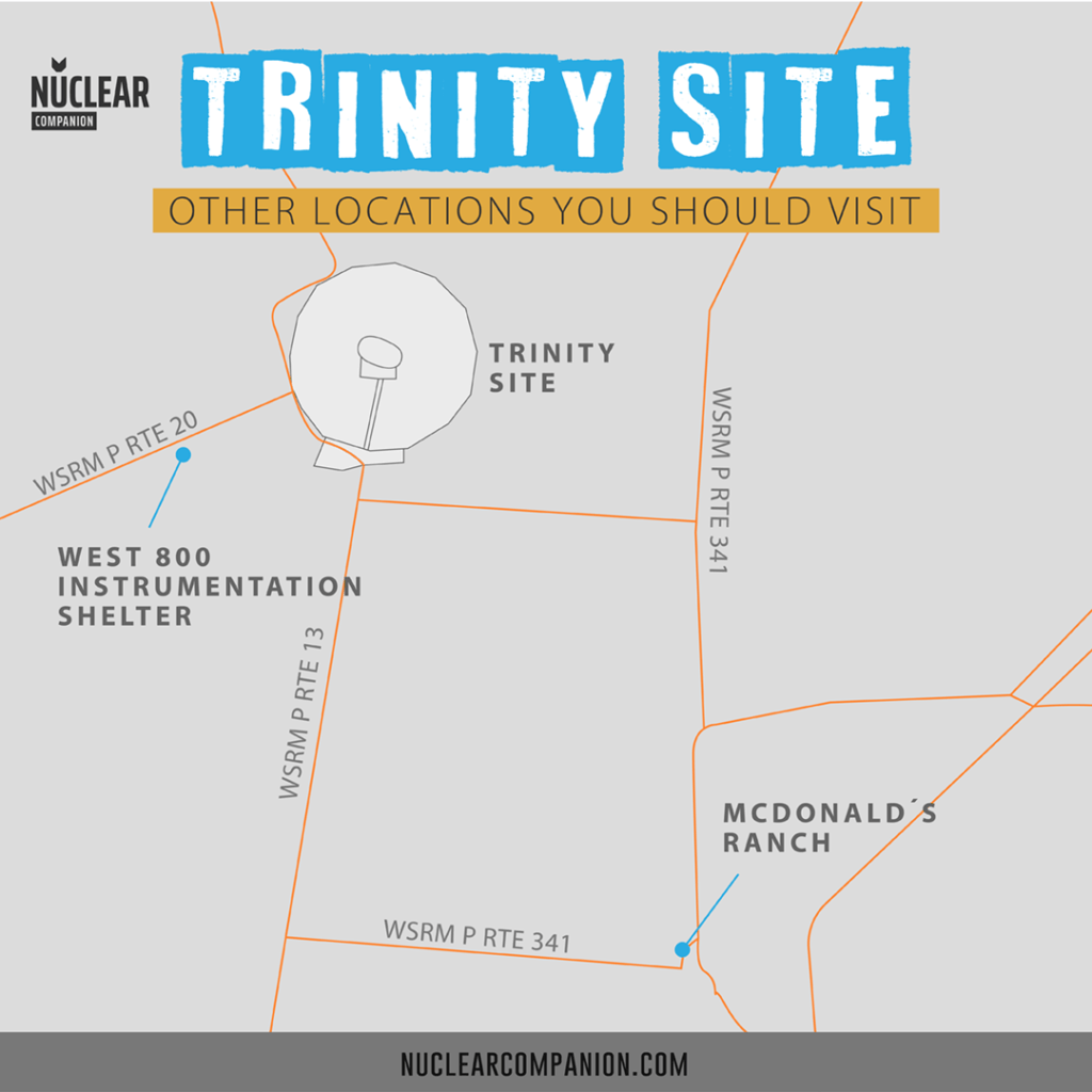 Trinity Site Other locations you should visit
