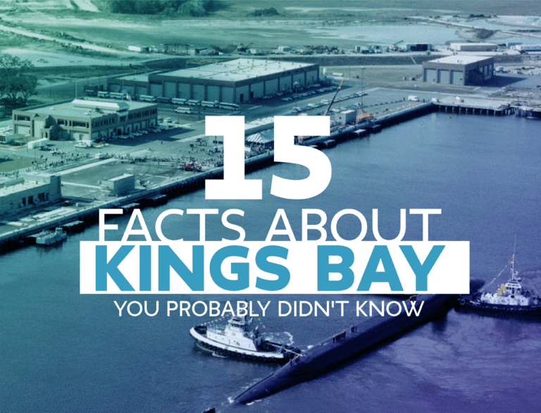 15 Facts About Kings Bay You Probably Didn't Know