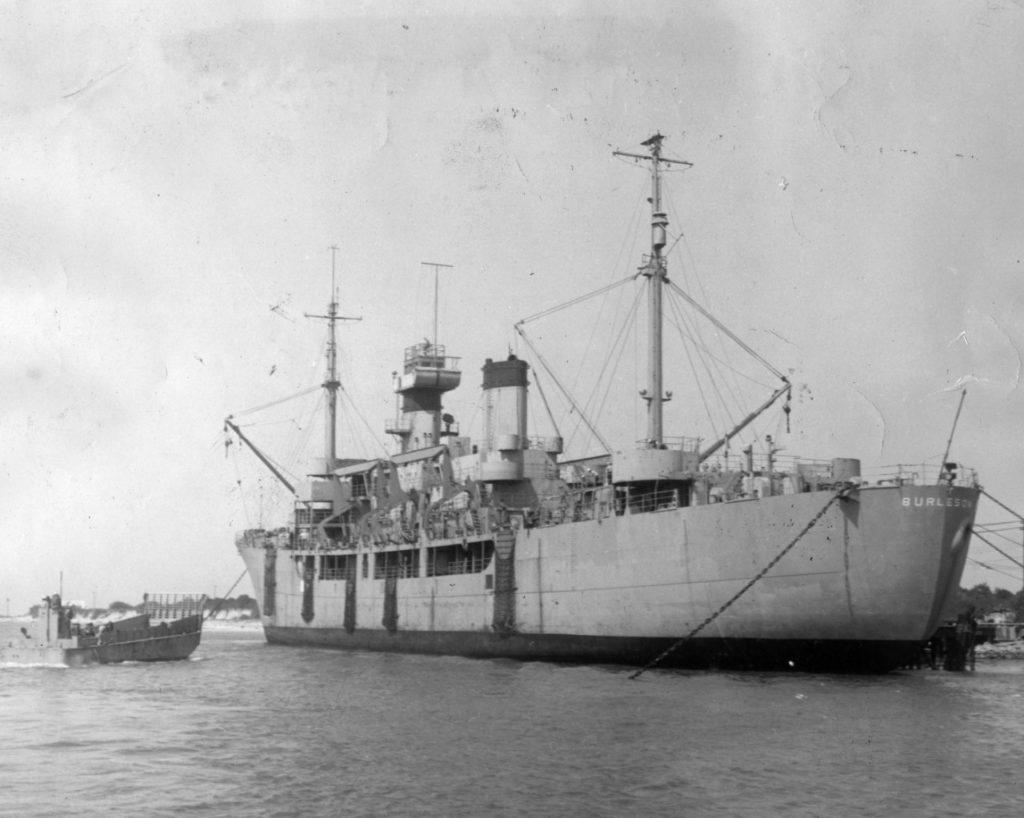 USS Burleson