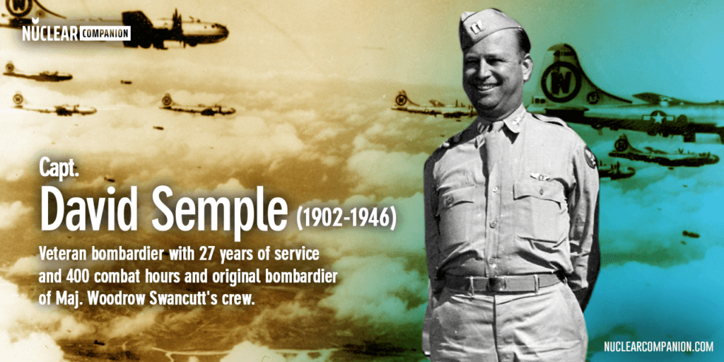 Captain David Semple