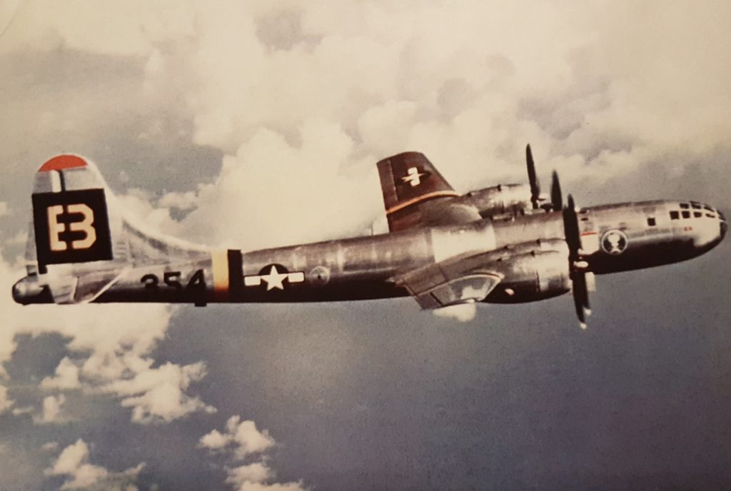 operation crossroads B-29 Dave dream