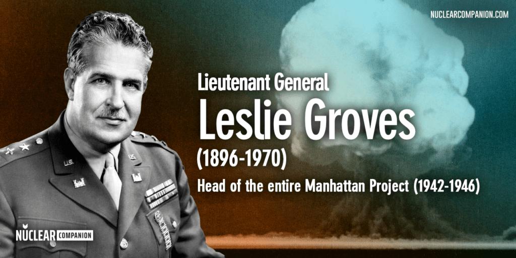 Leslie Groves