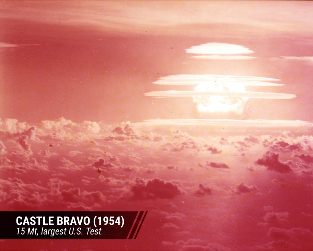 Castle Bravo detonation