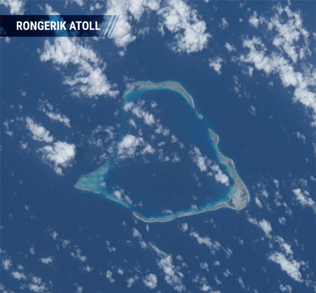 Rongerik atoll