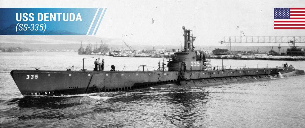 USS Dentuda (SS-335)