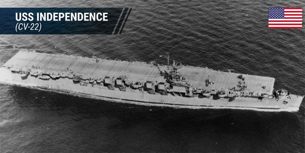 USS Independence (CV-22)