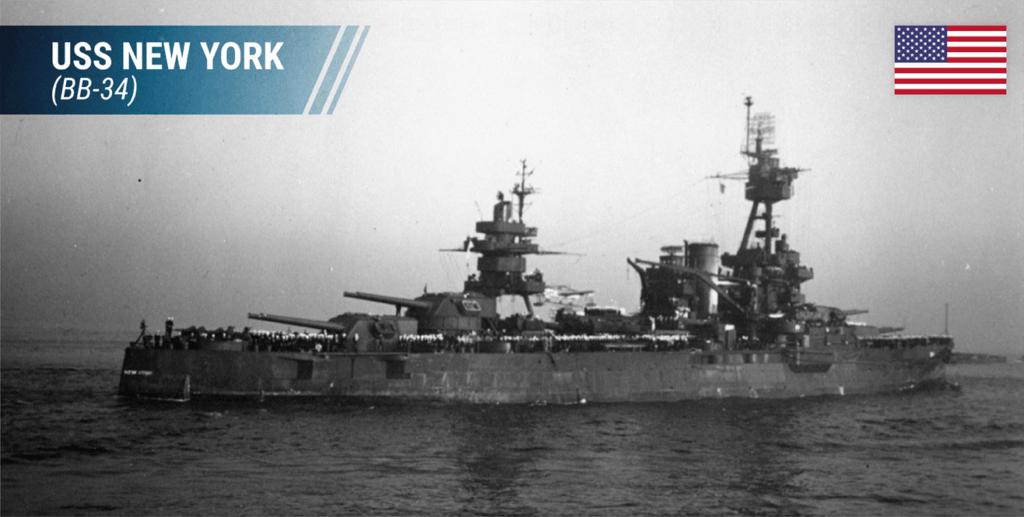 USS New York (BB-34)