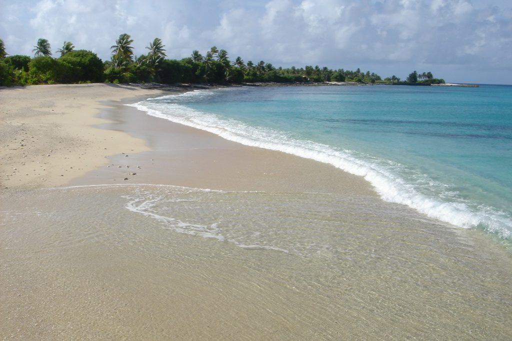 Bikini island today