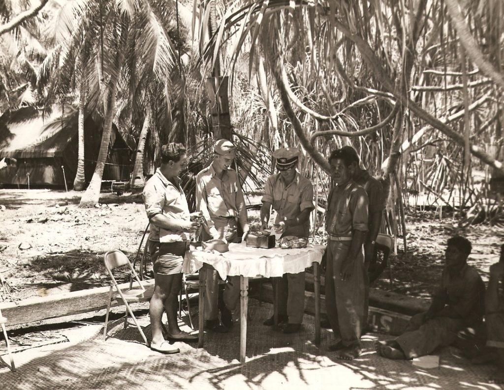 Bikini Natives settle down in New Village on Rongerik