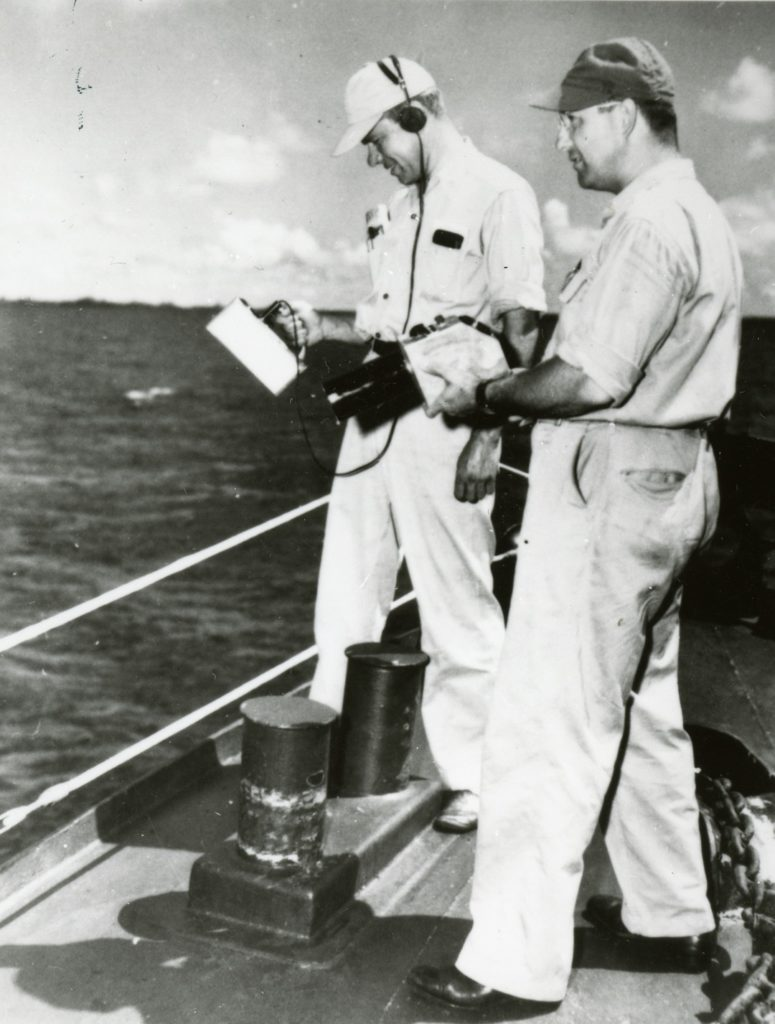 operation crossroads monitoring devices