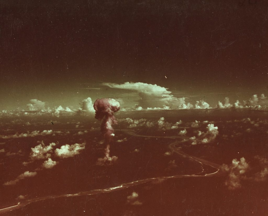 operation crossroads able cloud