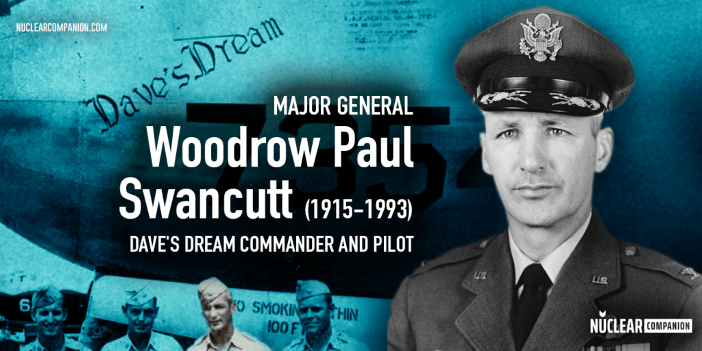 Woodrow Paul Swancutt